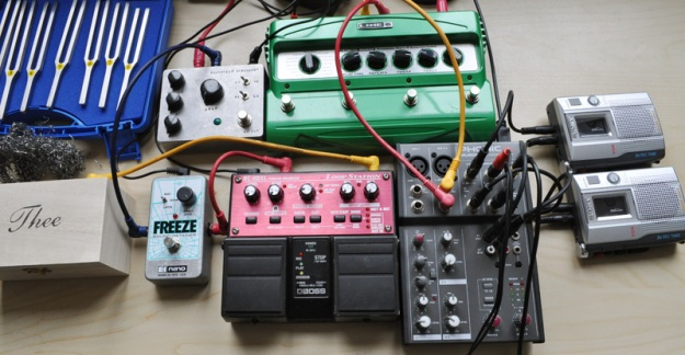 Merzbow Gear