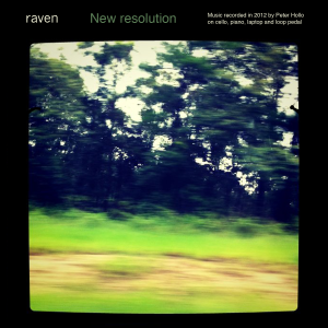 raven - New resolution - cover