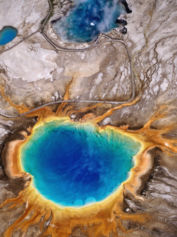 Grand Prismatic Spring (AllPosters)