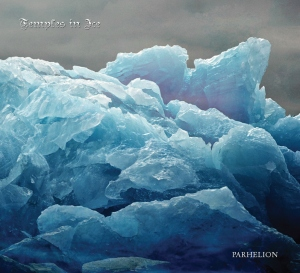 Parhelion - Temples In Ice - Cover