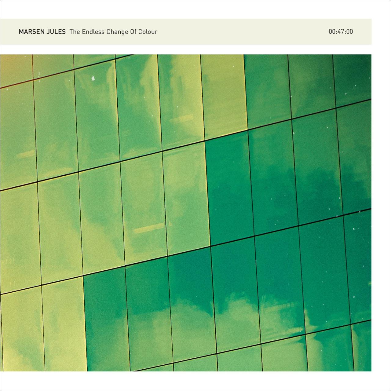Marsen Jules ~ The Endless Change of Colour / Marsen Jules Trio ~ PrésenceAcousmatique