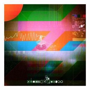 Chris Weeks - The Lost Cosmonaut [Album Cover Artwork]