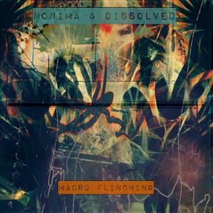 Nonima & Dissolved - Macro Flinching - cover