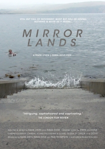 Mark Lyken - Emma Dove - Mirror Lands - Mirror Lands Final Poster
