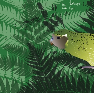 Kakapo - Kate Carr