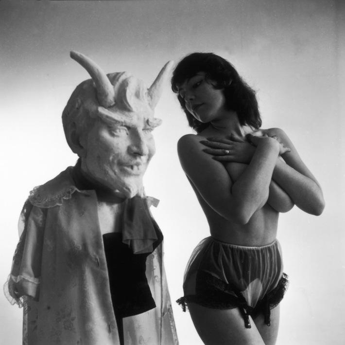 girl and devil 1