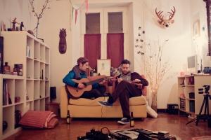 homen065 Melodía - Diario de viaje cover