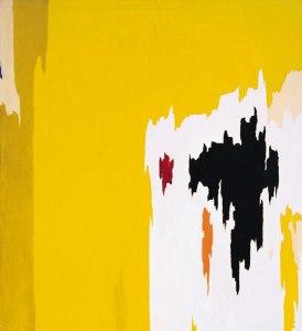 1956-J No. 1, Untitled - Clyfford Still