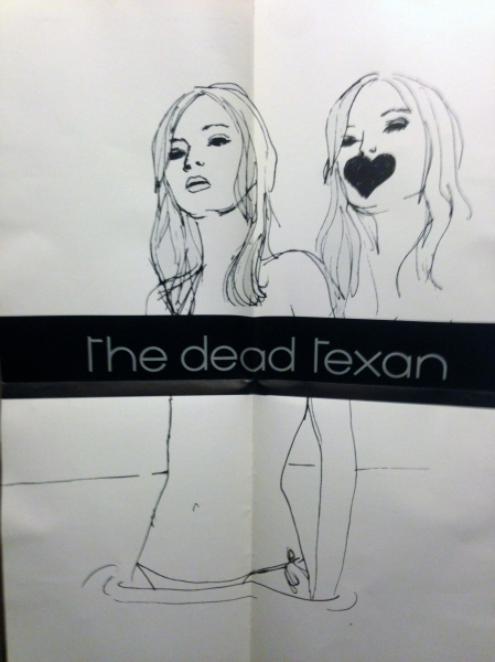 the dead texan poster