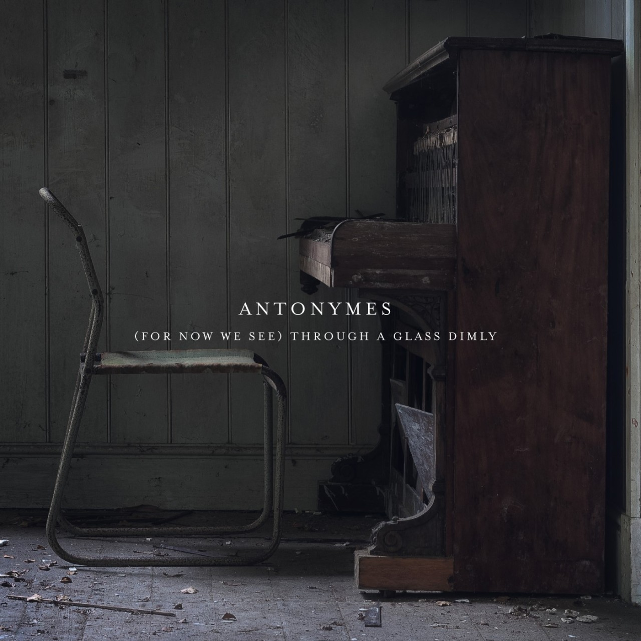 Antonymes ~ (For Now We See) Through A GlassDimly