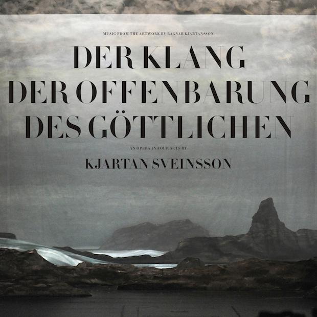 Kjartan Sveinsson ~ Der Klang der Offenbarung desGöttlichen