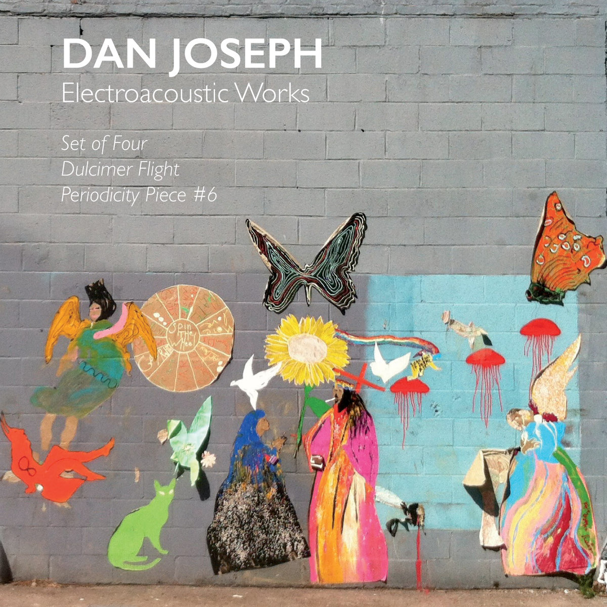 Dan Joseph's Electroacoustic Works: Birdwatching in Levi's with John Cage