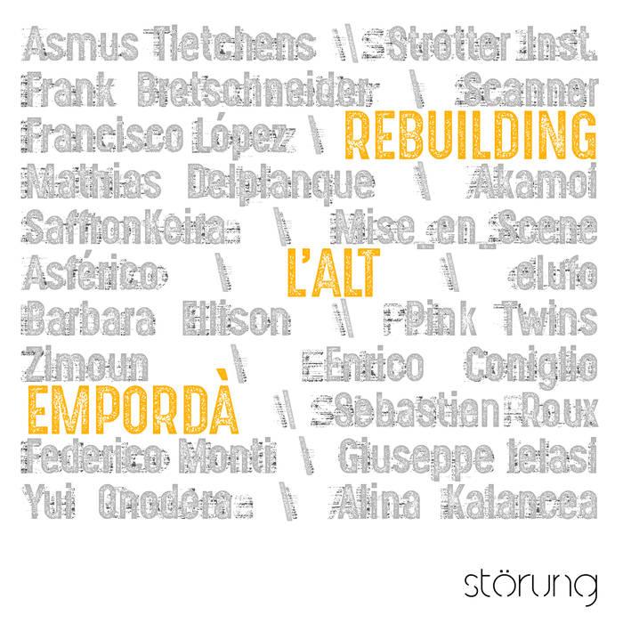 Störung ~ Rebuilding l'Alt Empordà benefitcompilation