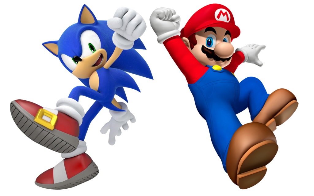 Press A The Music Of The Sonic And Mario Rivalry Pt 1 A