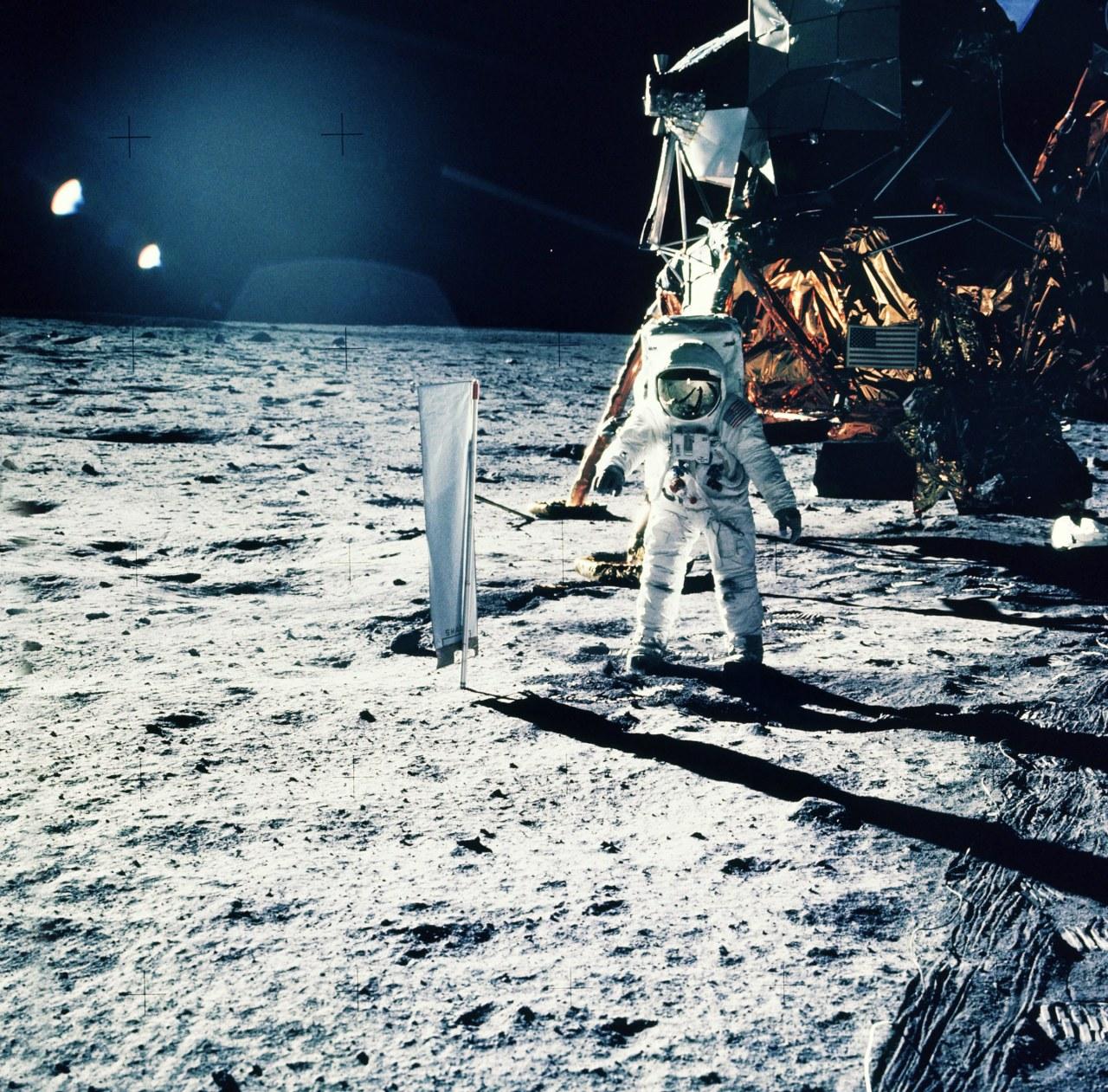Moon Landing Music